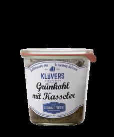 KLÜVER'S Grünkohl mit Kasseler