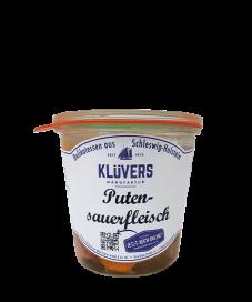 KLÜVER'S Putensauerfleisch