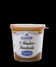 KLÜVER'S Rinder-Rouladen